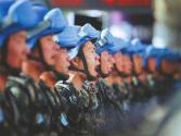 中国蓝盔,维护世界和平的坚定力量