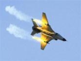 空军组织飞行学员多类型实弹打靶训练