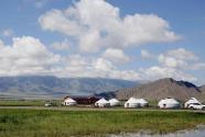 新疆巴里坤草原美如画