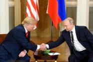 特朗普和普京在芬兰举行首次正式会晤