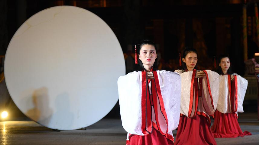 传统节日:不废江河万古流