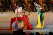 中朝文艺工作者首场联合演出在平壤举行