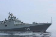 俄罗斯与印度签署联合建造11356型护卫舰协议
