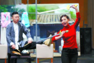 北京人艺三排《名优之死》 年轻演员撑起年度大戏