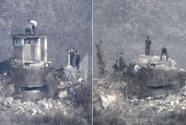 朝鲜完成非军事区10所哨所的拆除工作