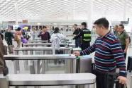 深圳机场开启差异化安检 安全信用好的旅客可走快捷通道