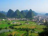 廣西:山水秀 百姓富