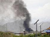 阿富汗首都喀布尔一国际援助机构遇袭