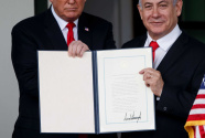 美国承认以色列拥有戈兰高地主权对中东局势的影响