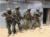 """索马里政府军打死2名""""青年党""""武装分子"""