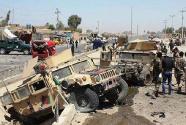 阿富汗自杀式袭击造成6名警察死亡
