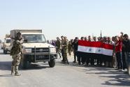 俄国防部称叙政府军已完全控制叙北部重镇曼比季