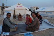 伊拉克库区官员呼吁国际社会为叙利亚难民提供援助