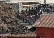 外媒关注冲绳首里城大火起因:配电盘发现疑似短路痕迹