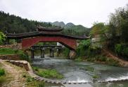 泰顺廊桥:桥架山涧,意通古今