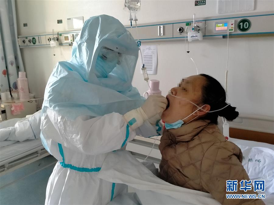(一线抗疫群英谱·图文互动)(3)青年医生罗花南:才下高原又战武汉 哪里需要在哪里