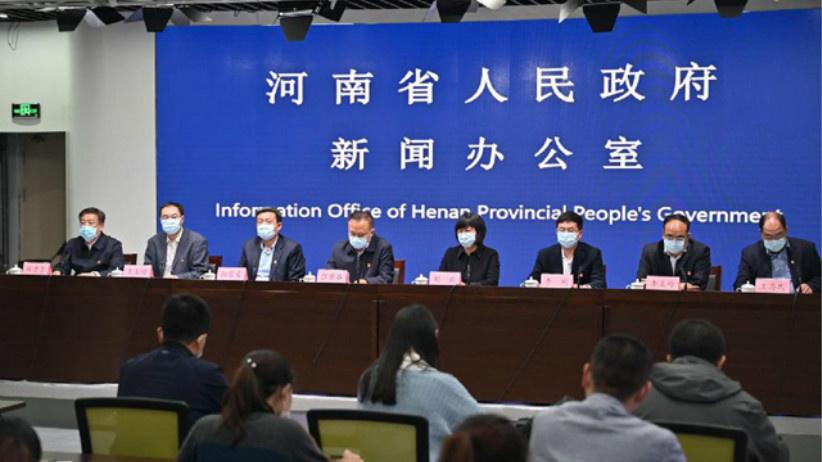 河南:全省口粮有绝对保障 还能为国家作贡献