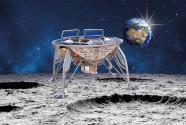 """遠古月球磁場去哪兒了 解謎關鍵是找到內部""""發電機"""""""