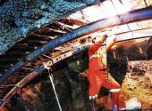 ?廣東云茂高速總長10余公里的8座隧道提前貫通