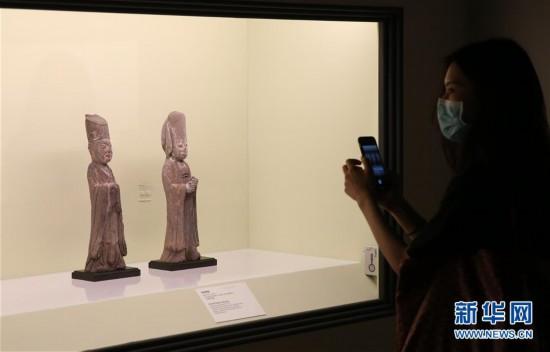 (文化)(1)上海博物馆举办江南文化艺术展