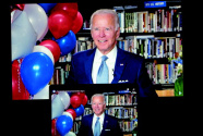 拜登正式成为美国民主党总统候选人