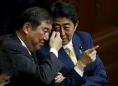 自民党内安倍潜在继任人选不少,谁将接任日本首相?