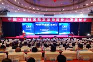 中國·榆林國際高端能源化工發展論壇舉行