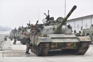 """第83集团军某旅""""合成营全员全装全弹种实战化准备演练""""见闻"""