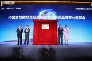中国食品药品企业质量安全促进会品牌专业委员会正式成立