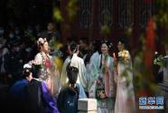 第二屆福州西湖花朝節舉行