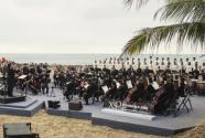 太空交響音樂會在文昌奏響