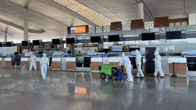 南京禄口国际机场新冠阳性升至17例