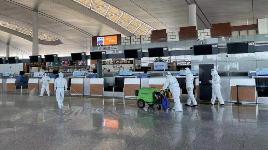 南京祿口國際機場新冠陽性升至17例