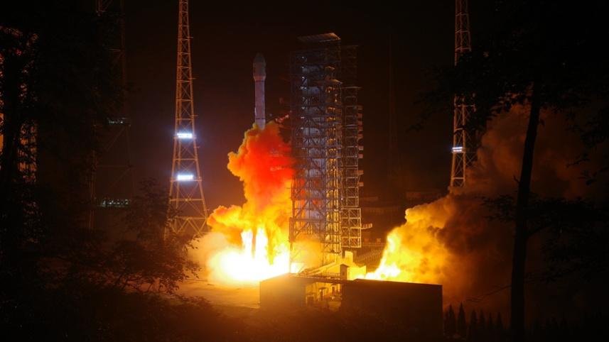 我國成功發射中星2E衛星